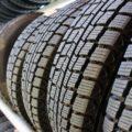 スタッドレスタイヤは中古でも大丈夫?価格と安全性のどちらを取るか