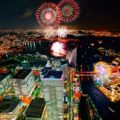 横浜の開港記念日の花火大会大紹介!開港祭のイベントもチェック