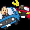 煽り運転の対策を大紹介!ドライブレコーダーやステッカーが効果的